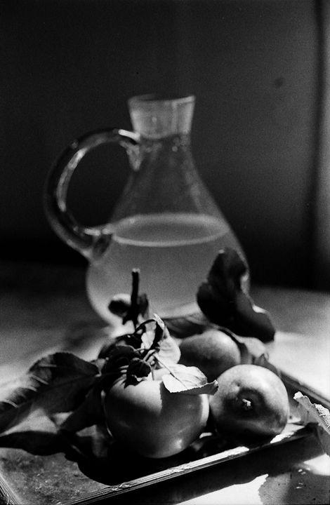"""Still Life with Apples"" - Lyoshastudio"