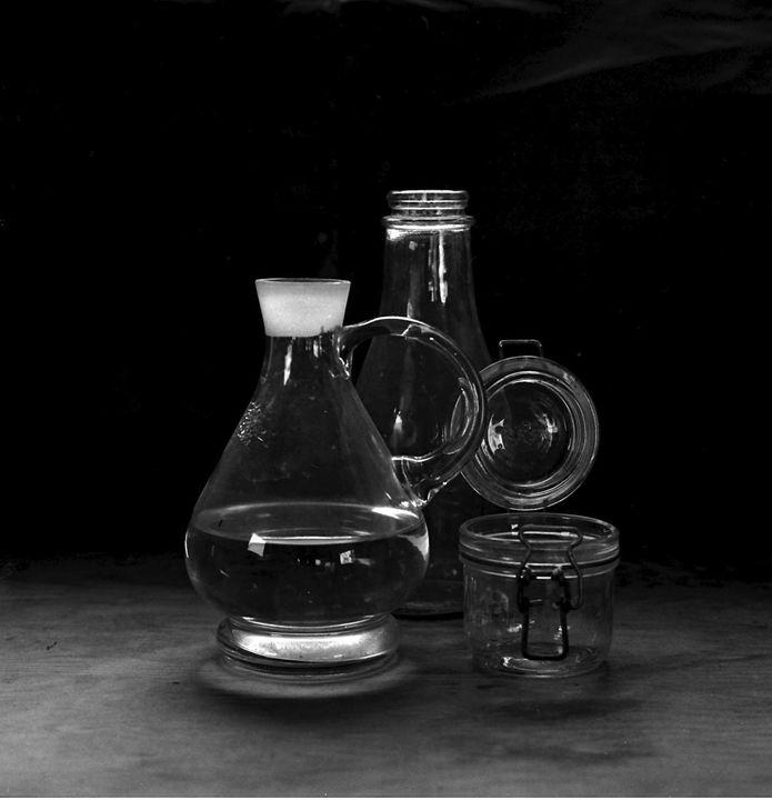 """"""" Still Life with Glass. study 1 """" - Lyoshastudio"""
