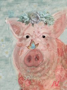 Bae the Pig