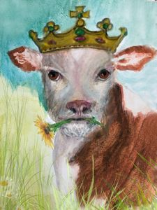 Princess Cow