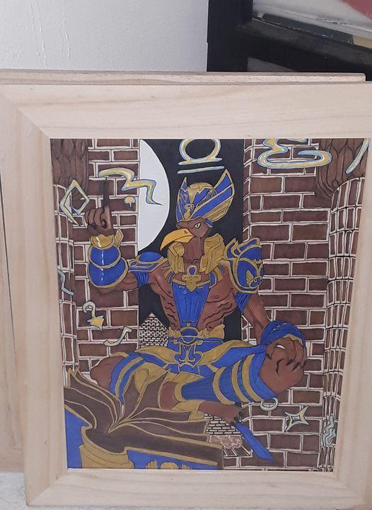 The Wisdom Of Egypt - Trigga Mobb Entertainment