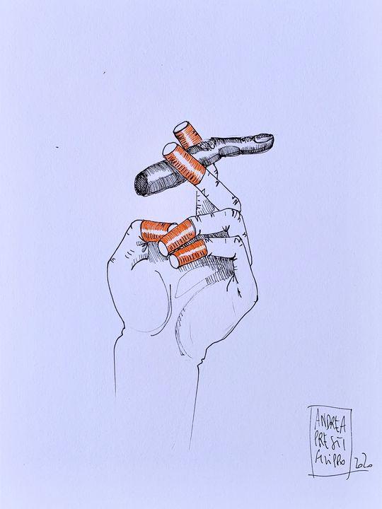 Smoking - Andrea Prestifilippo