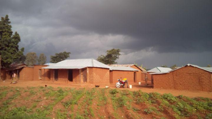 LANDSCAPING IN JOS, NIGERIA 2 - TUNSMAG STUDIO