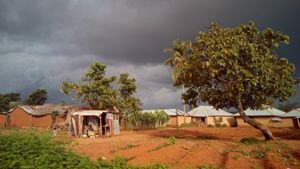 Landscape in Jos, Nigerian