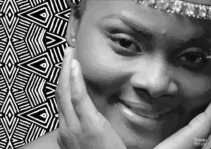 AFRICAN QUEEN (OLORI) - TUNSMAG STUDIO