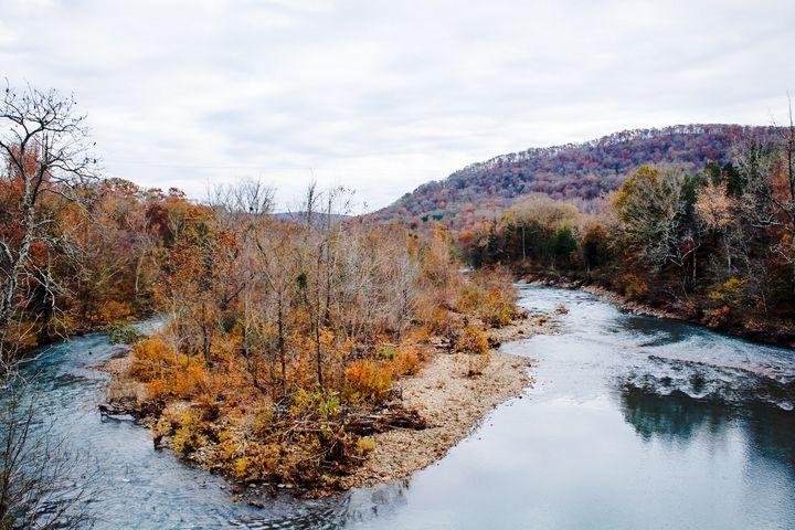 The River runs Deep - Maysartworld