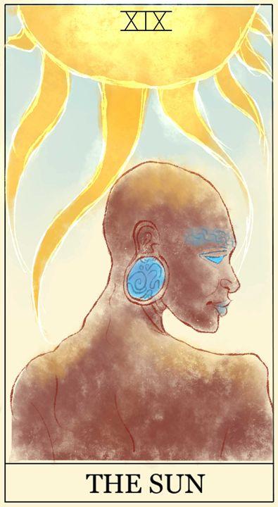 the sun - ASTRAEUS