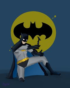 Batman (Doodle)