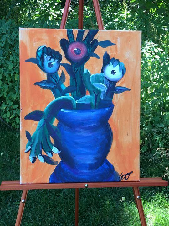Eyeris - Painted Ash Tree