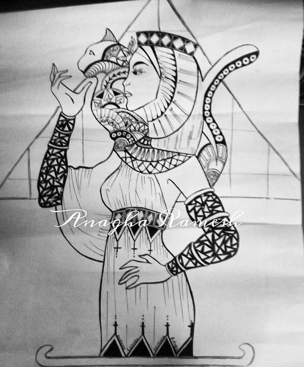 Oh!! Cleopatra - Anagha Ramesh