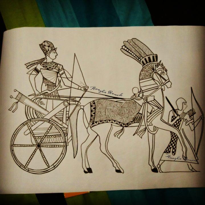 The egyptian Dynasty - Anagha Ramesh