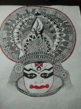 The Kathakali Dancer
