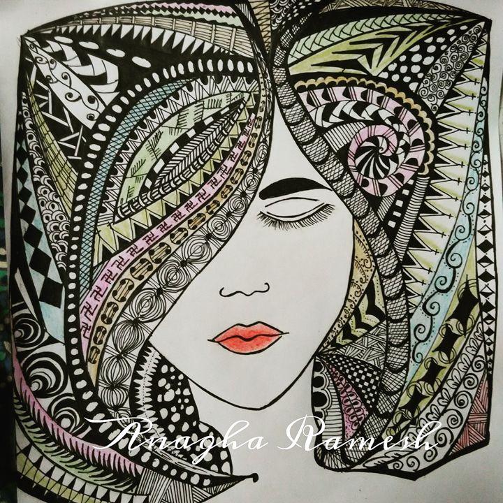 My mind is full - Anagha Ramesh