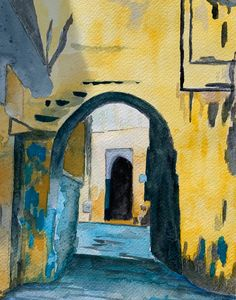Doorways - Angela Giraldi