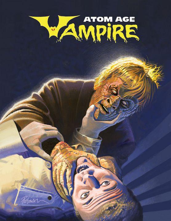 Atom Age Vampire - Dave Robinson's Art Gallery