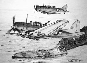 Dauntless Dive Bombers