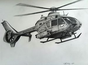 US Army Concept Scout Helicopter