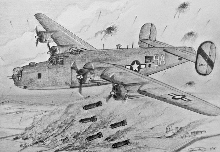 B-24 Liberator - Chris H. Dang