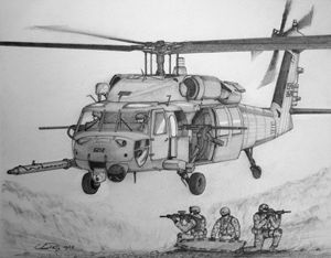 Pave Low Extraction