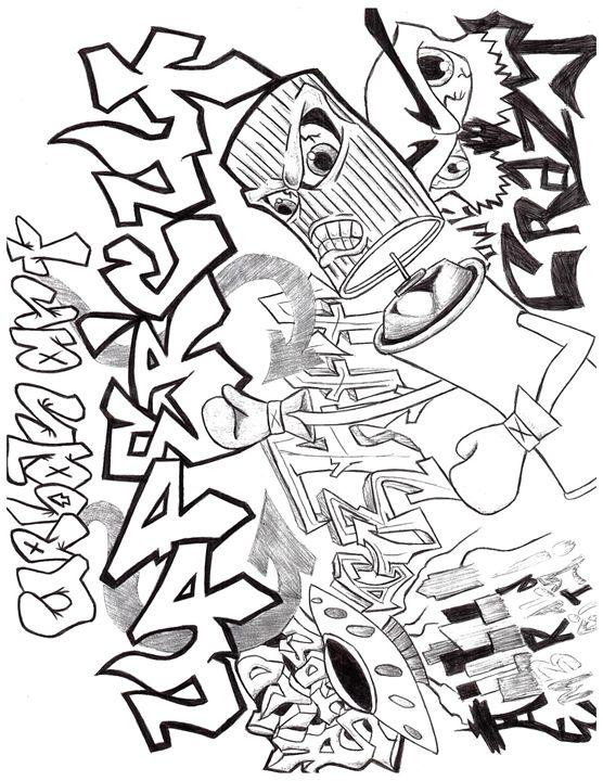 Urban Art - Inside the Mind of Crazy Owl
