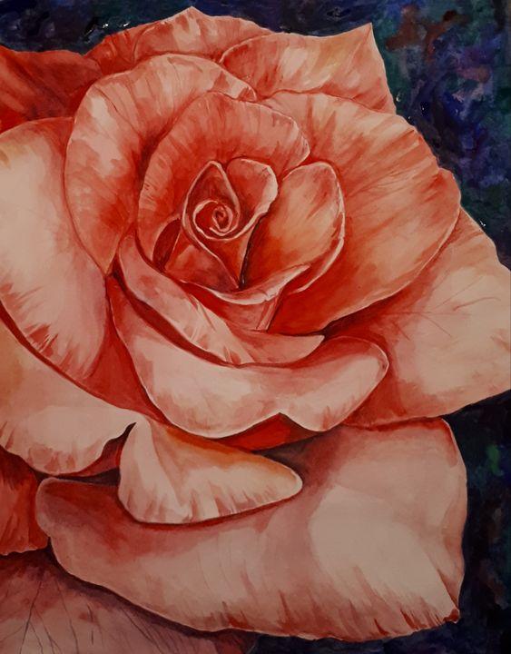 A Rose - Eman Salem