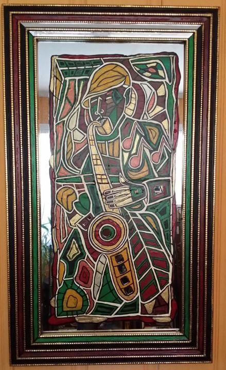 Jazz - Art by L.Mason