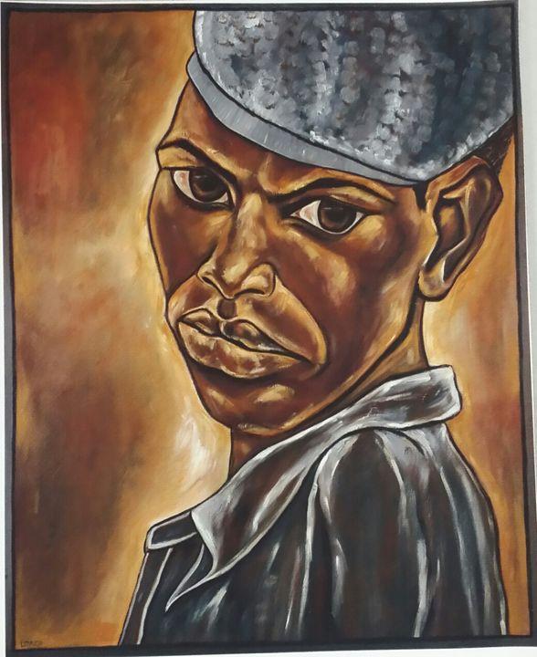 Bad Boy - Art by L.Mason