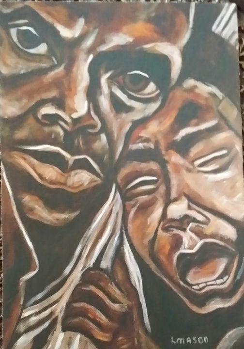 Terroism - Art by L.Mason