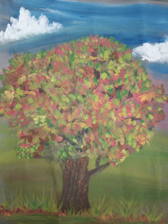 Coming Fall - Shannon's Art
