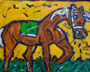 Horse N° 1