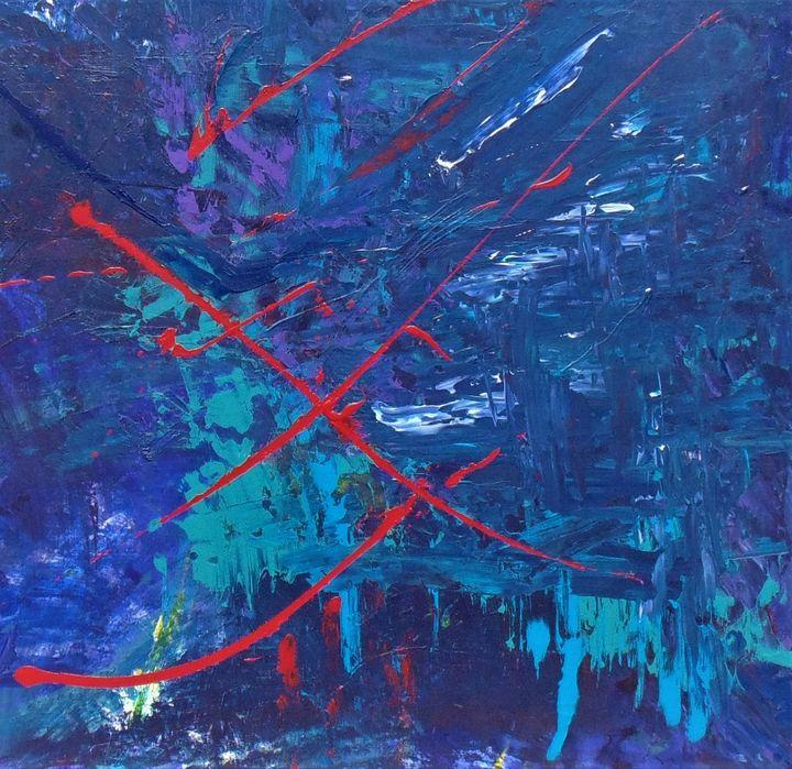 Cosmic Fugue - Contemporary art studio