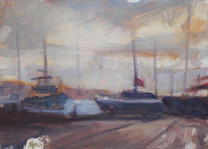 Dockside - Berto Ortega