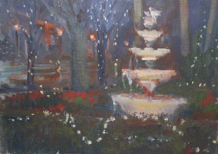 Thorton Park Christmas - Berto Ortega