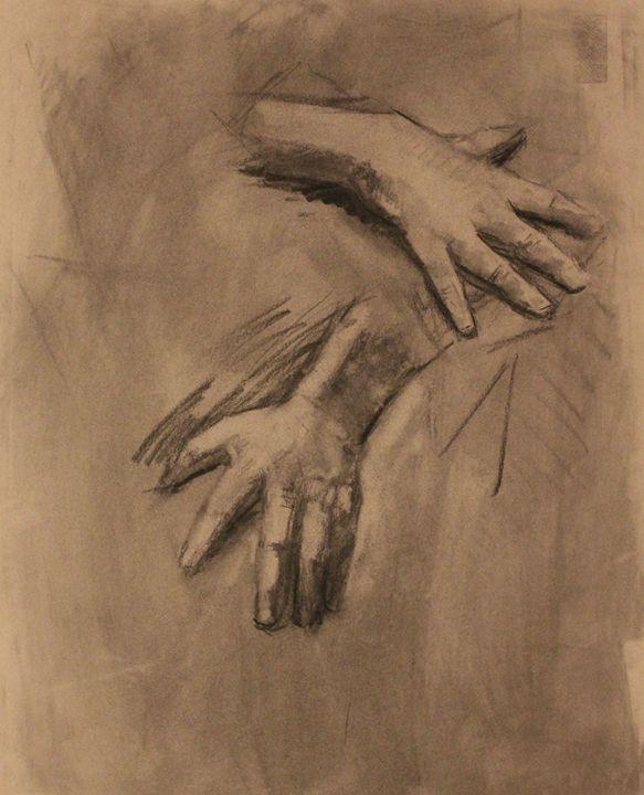 Working hands - Berto Ortega