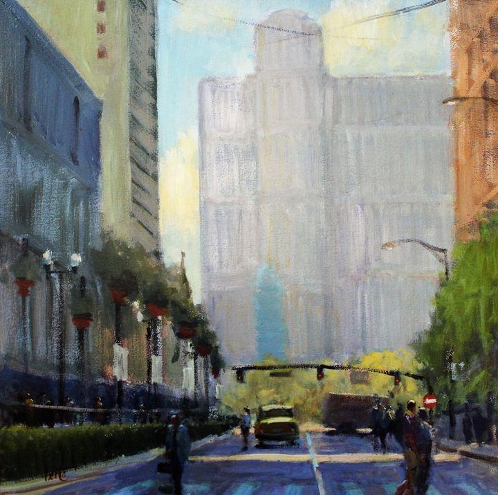 That Orange Avenue State of Mind - Berto Ortega
