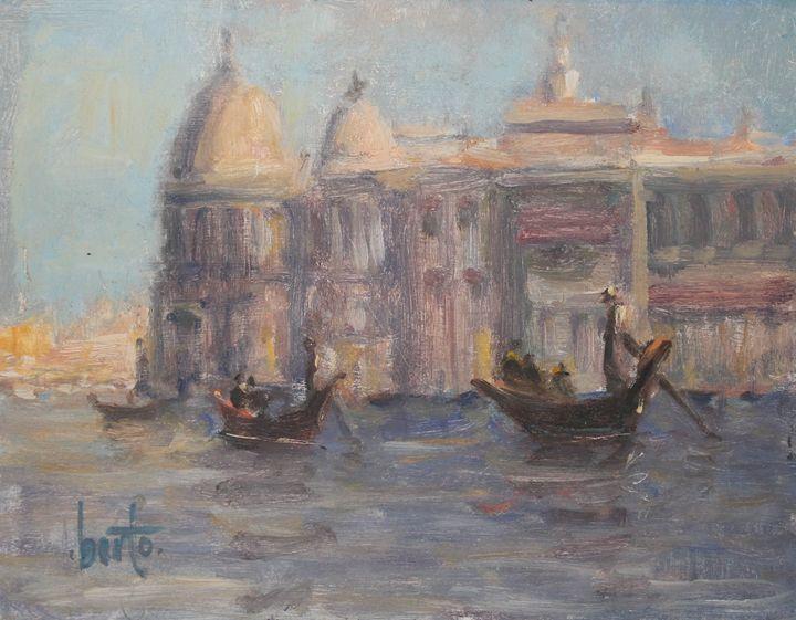 Venice Italy - Berto Ortega