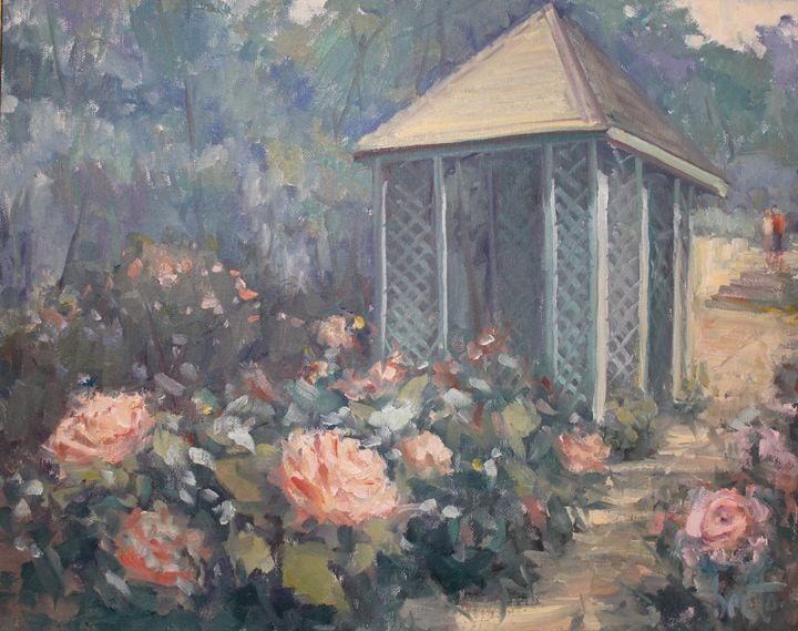 Florida Garden - Berto Ortega
