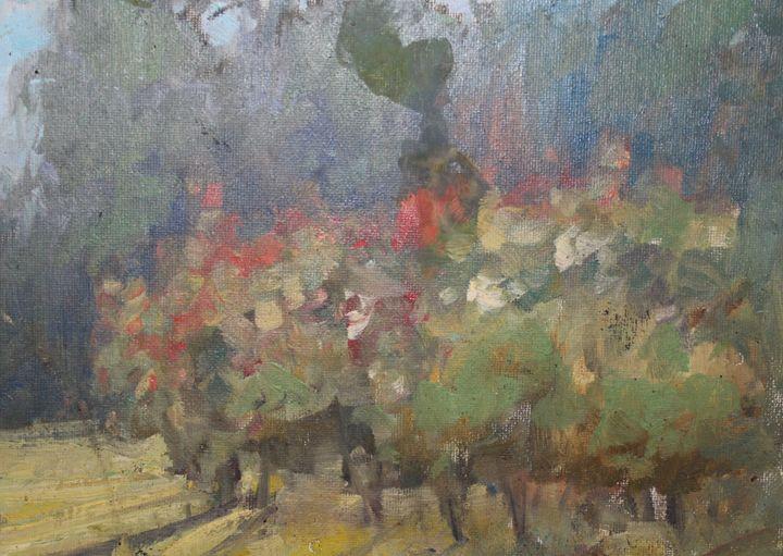 Field of dreams - Berto Ortega