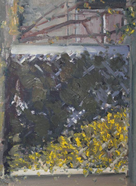 Hiding place - Berto Ortega