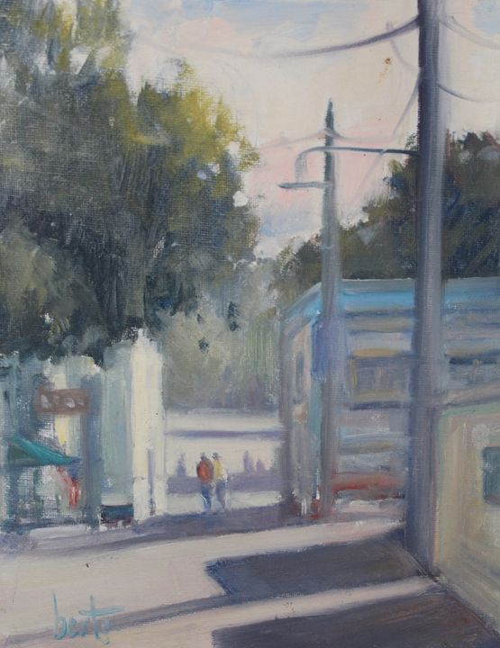 Out and About - Berto Ortega