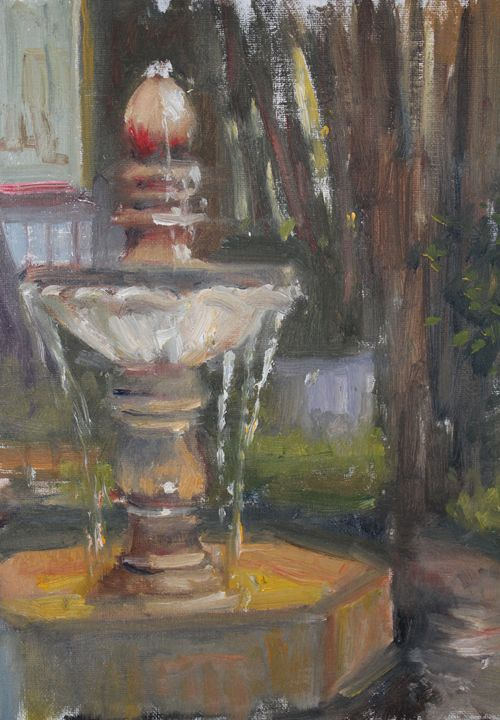 Orlando Fountain - Berto Ortega