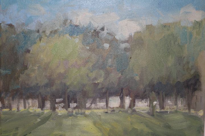 Field of green - Berto Ortega