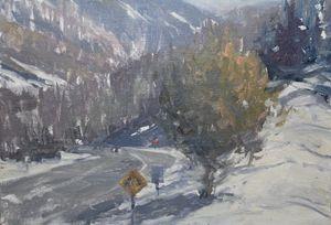 Blue Ridge Way - Berto Ortega