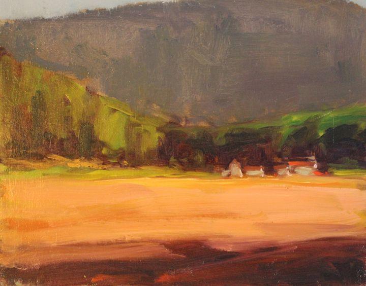 Blue Ridge Farm - Berto Ortega