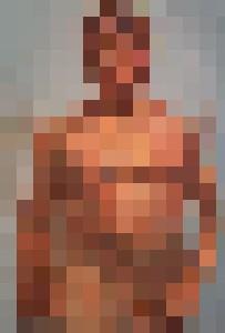 Nude Male - Berto Ortega