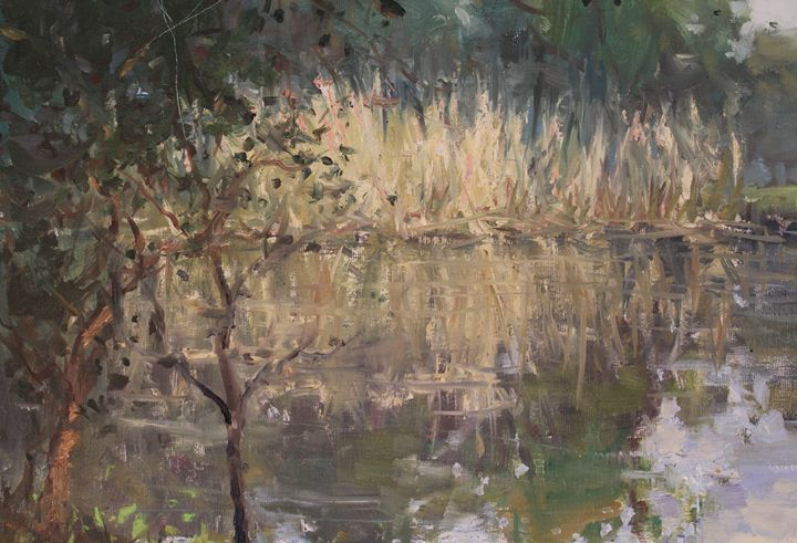Lakes Edge - Berto Ortega