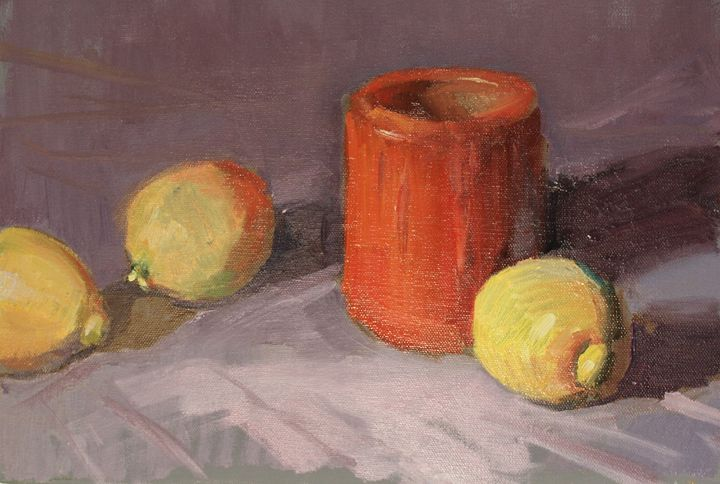 Lemon Still - Berto Ortega