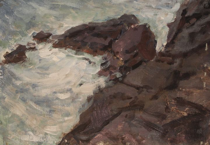 Dikes of New England - Berto Ortega
