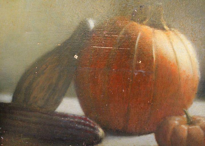 Pumpkin Season - Berto Ortega
