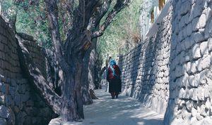 Alleyway in Ladakh
